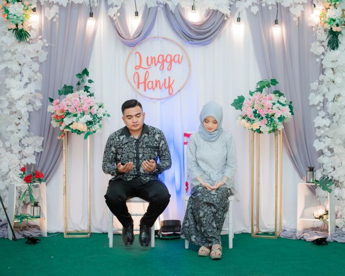 Engagement Lingg & Hanif by Ihya Imaji Wedding Photography - 007