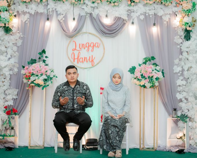 Engagement Lingg & Hanif by Ihya Imaji Wedding Photography - 006