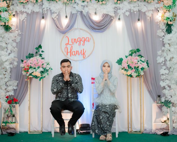 Engagement Lingg & Hanif by Ihya Imaji Wedding Photography - 008