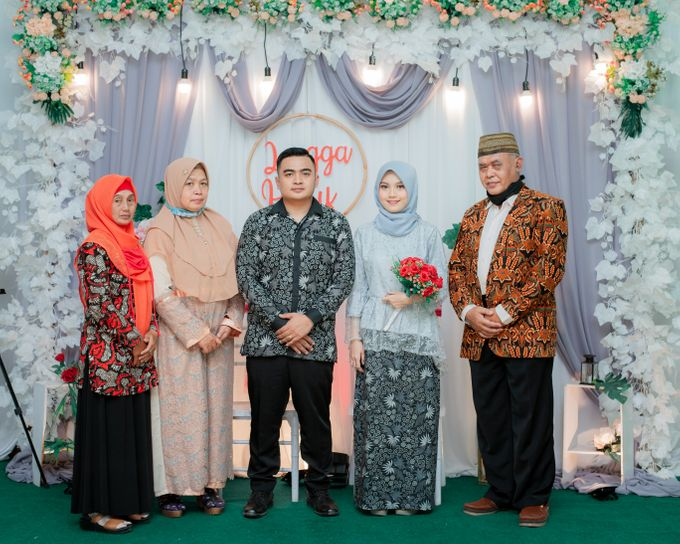 Engagement Lingg & Hanif by Ihya Imaji Wedding Photography - 012