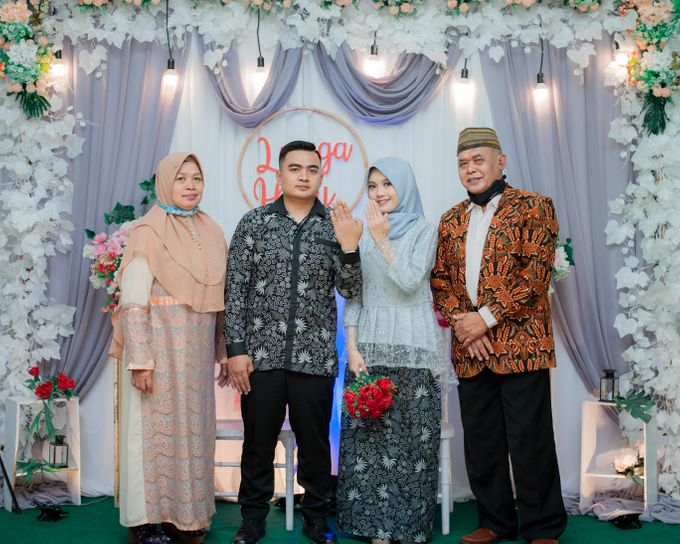Engagement Lingg & Hanif by Ihya Imaji Wedding Photography - 011