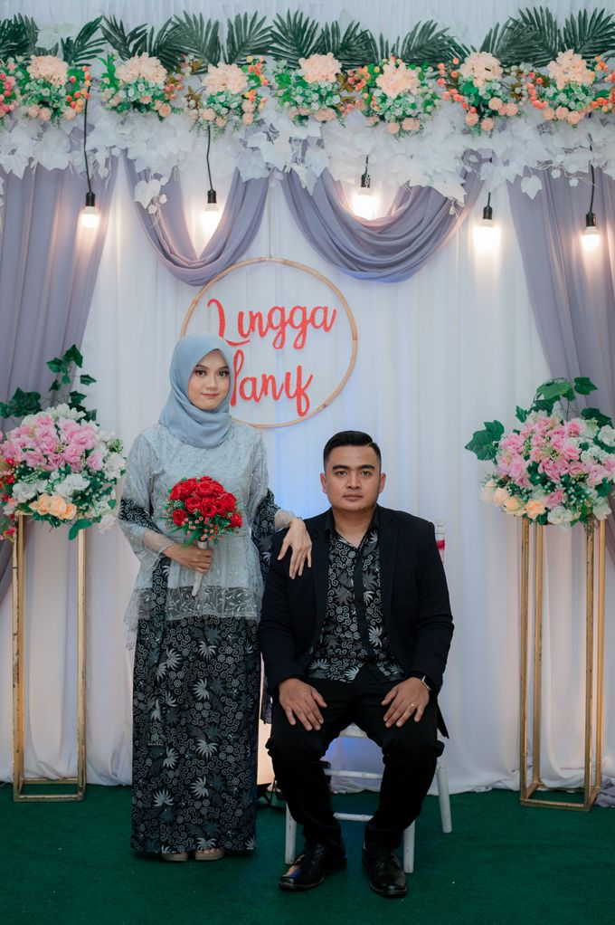 Engagement Lingg & Hanif by Ihya Imaji Wedding Photography - 017