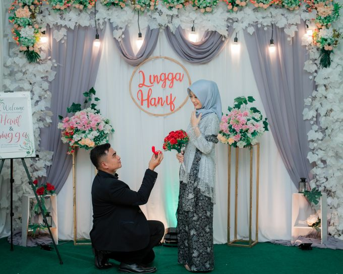 Engagement Lingg & Hanif by Ihya Imaji Wedding Photography - 024
