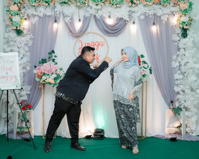 Engagement Lingg & Hanif by Ihya Imaji Wedding Photography - 023