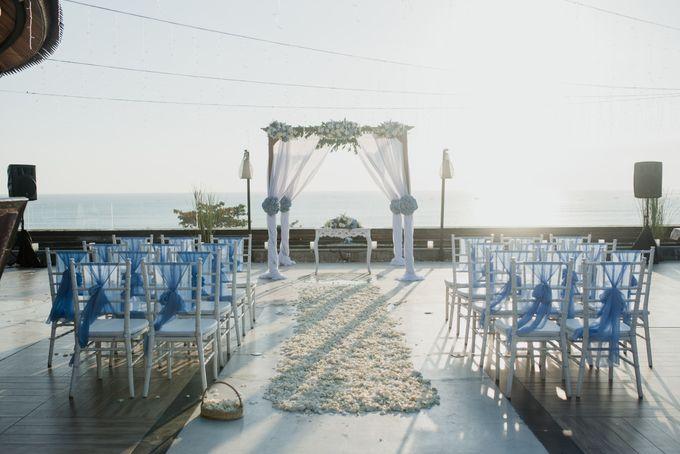 Wedding of Martin and Vita by Jimbaran Bay Beach Resort and Spa - 001