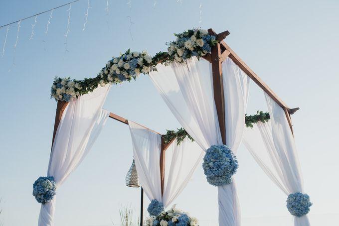Wedding of Martin and Vita by Jimbaran Bay Beach Resort and Spa - 002