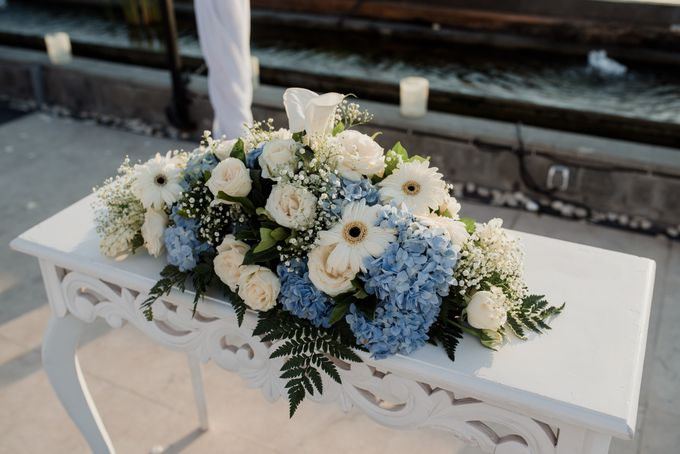 Wedding of Martin and Vita by Jimbaran Bay Beach Resort and Spa - 003