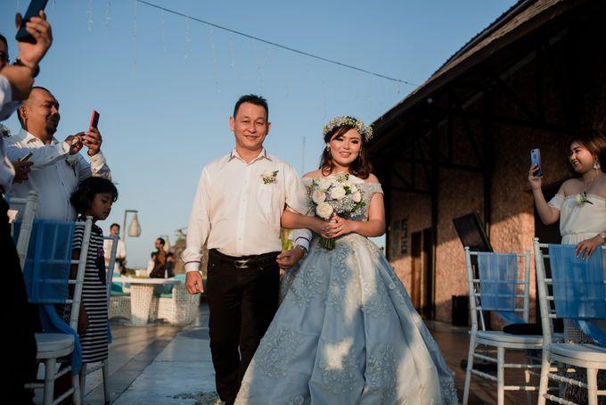 Wedding of Martin and Vita by Jimbaran Bay Beach Resort and Spa - 005