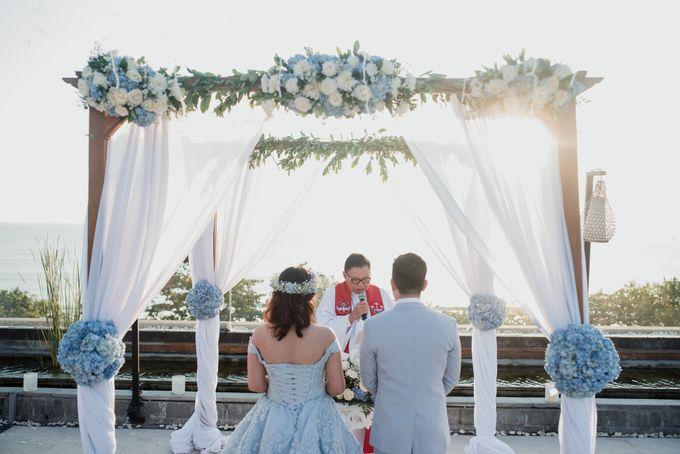 Wedding of Martin and Vita by Jimbaran Bay Beach Resort and Spa - 006
