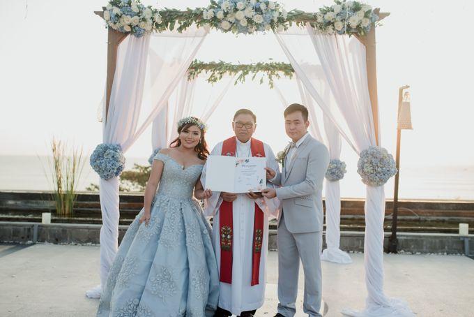 Wedding of Martin and Vita by Jimbaran Bay Beach Resort and Spa - 007