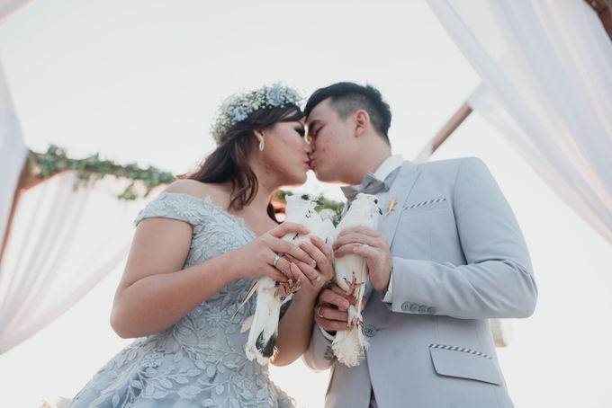 Wedding of Martin and Vita by Jimbaran Bay Beach Resort and Spa - 008