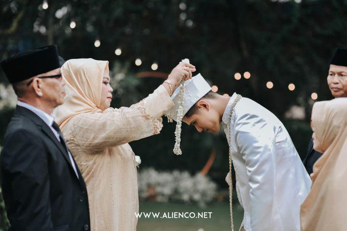 The Wedding Of Intan & Puja by Jakarta Souvenir - 037