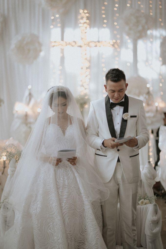 Inggrid & Claudio | Wedding by Valerian Photo - 042