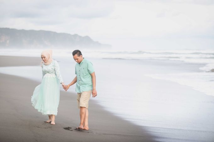 prewedding ica & agung by Kite Creative Pictures - 015