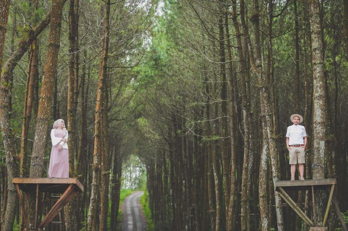 prewedding ica & agung by Kite Creative Pictures - 008