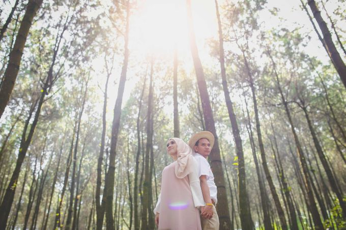 prewedding ica & agung by Kite Creative Pictures - 009