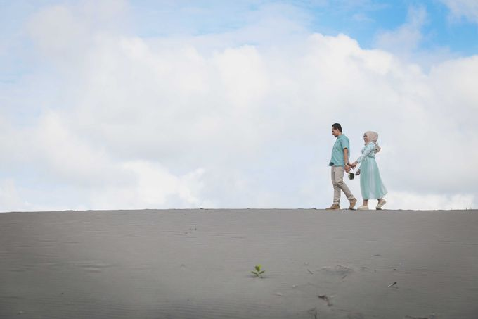 prewedding ica & agung by Kite Creative Pictures - 011