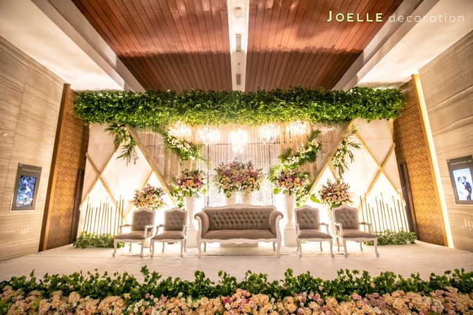 Tringular Garden of Love by Indonesia Convention Exhibition (ICE) - 012