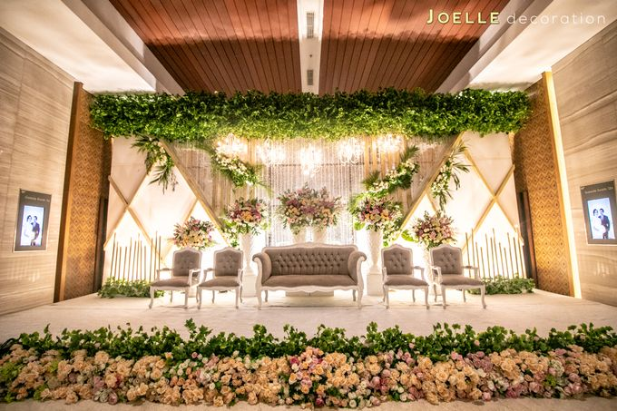 Tringular Garden of Love by Indonesia Convention Exhibition (ICE) - 013