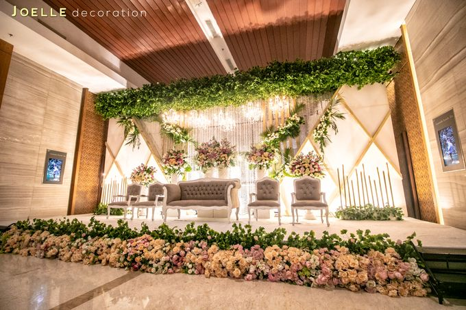Tringular Garden of Love by Indonesia Convention Exhibition (ICE) - 015