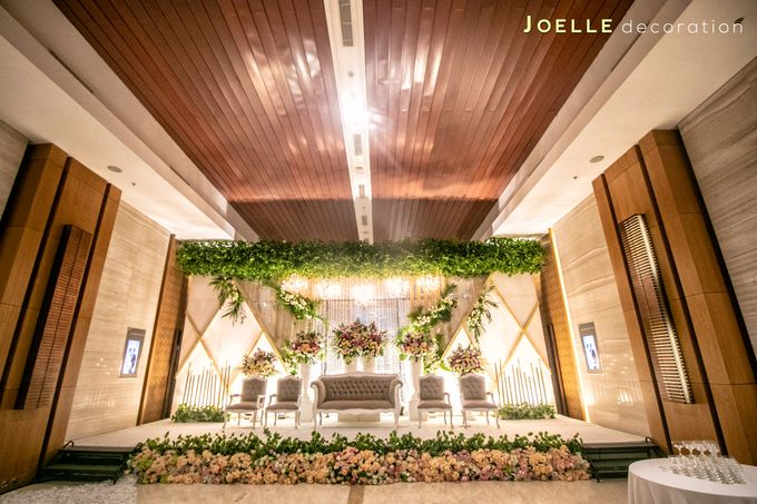 Tringular Garden of Love by Indonesia Convention Exhibition (ICE) - 001