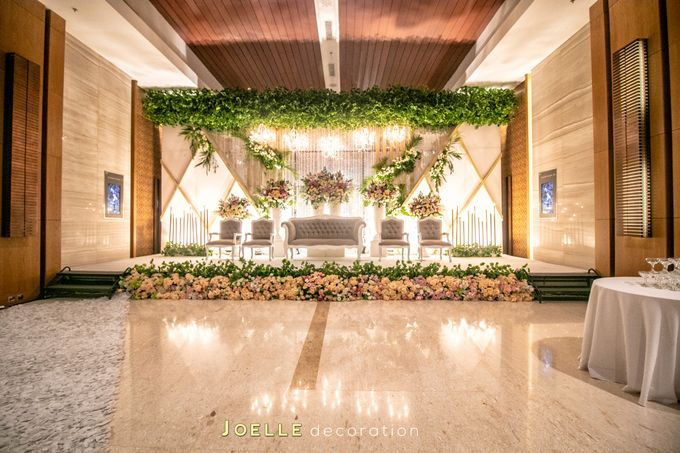 Tringular Garden of Love by Indonesia Convention Exhibition (ICE) - 002