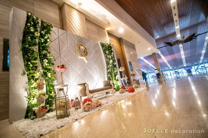 Tringular Garden of Love by Indonesia Convention Exhibition (ICE) - 005