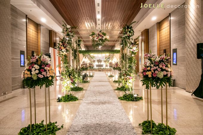 Tringular Garden of Love by Indonesia Convention Exhibition (ICE) - 006