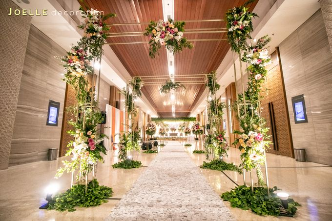 Tringular Garden of Love by Indonesia Convention Exhibition (ICE) - 007