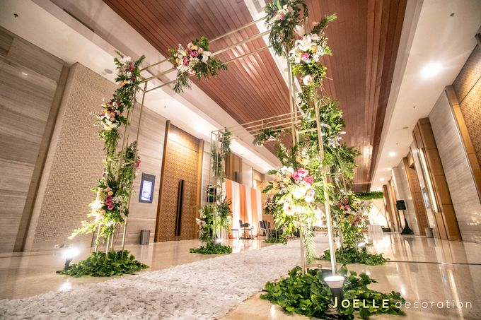Tringular Garden of Love by Indonesia Convention Exhibition (ICE) - 008