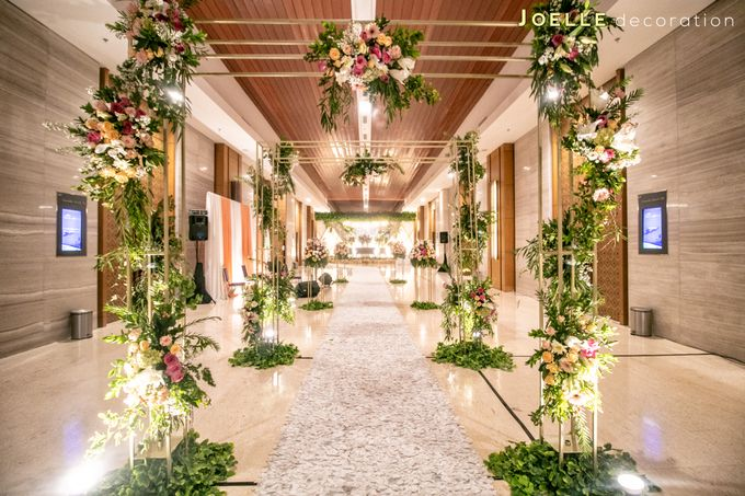 Tringular Garden of Love by Indonesia Convention Exhibition (ICE) - 009