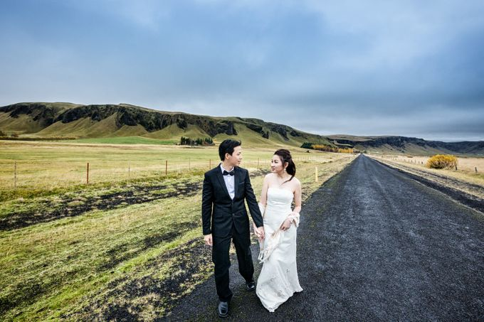 Prewedding Shoot Iceland by Chris Yeo Photography - 008