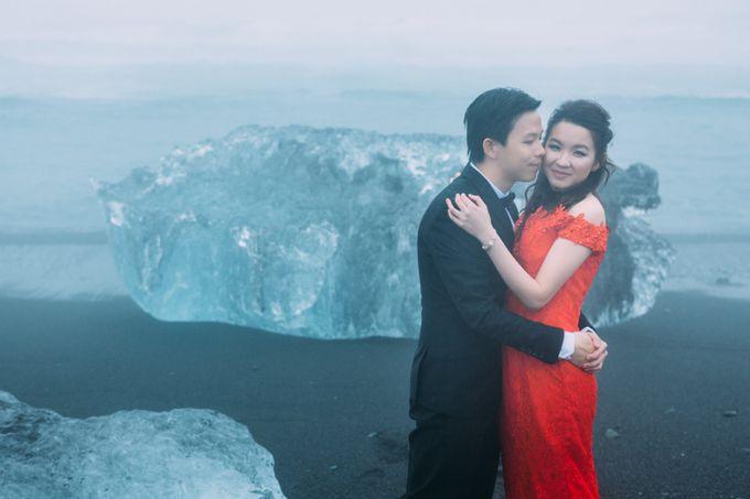 Prewedding Shoot Iceland by Chris Yeo Photography - 001