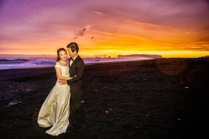 Prewedding Shoot Iceland by Chris Yeo Photography - 014