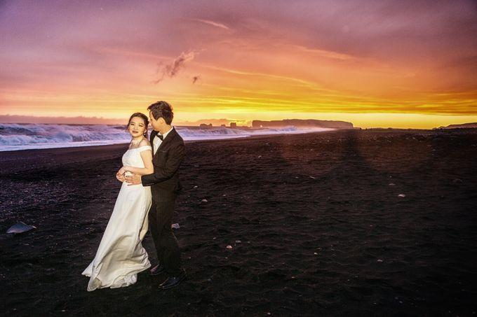 Prewedding Shoot Iceland by Chris Yeo Photography - 015
