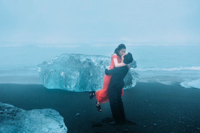 Prewedding Shoot Iceland by Chris Yeo Photography - 002
