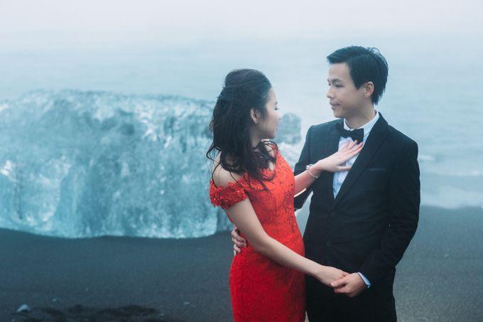 Prewedding Shoot Iceland by Chris Yeo Photography - 003