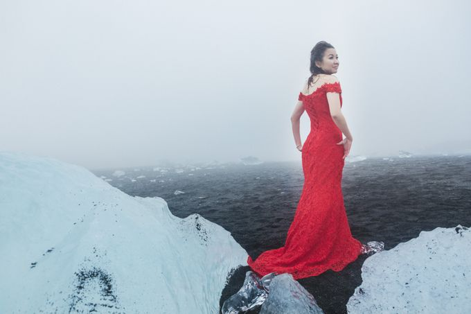 Prewedding Shoot Iceland by Chris Yeo Photography - 004