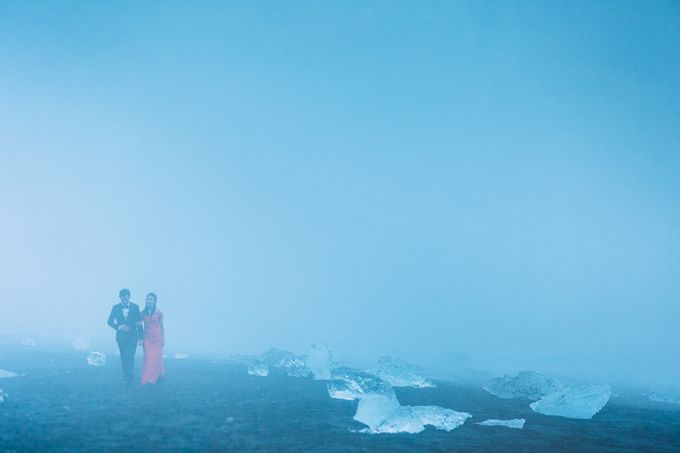 Prewedding Shoot Iceland by Chris Yeo Photography - 005
