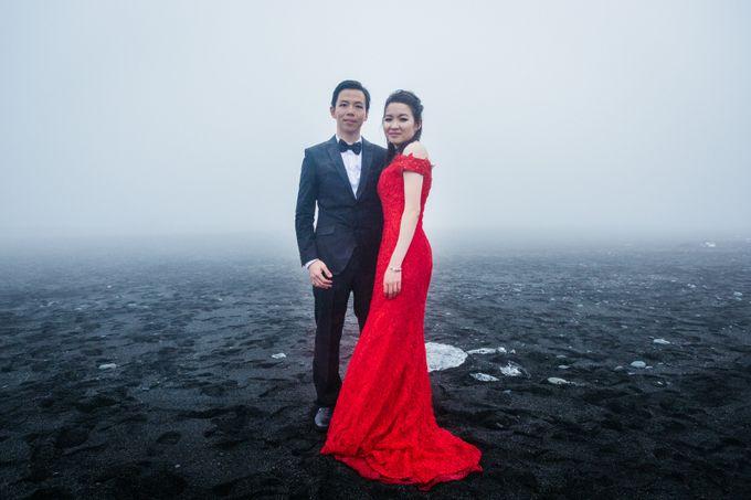 Prewedding Shoot Iceland by Chris Yeo Photography - 006