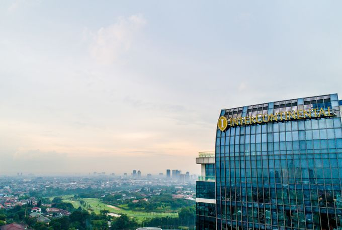 Wedding Venues Hotel InterContinental Jakarta Pondok Indah by InterContinental Jakarta Pondok Indah - 034
