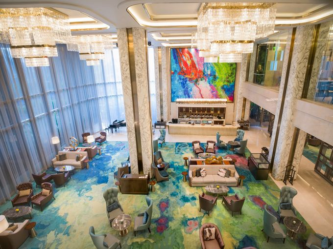 Wedding Venues Hotel InterContinental Jakarta Pondok Indah by InterContinental Jakarta Pondok Indah - 036