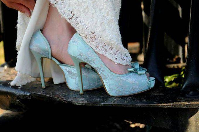 Bridal Shoe Close Ups by Christy Ng Shoes - 030
