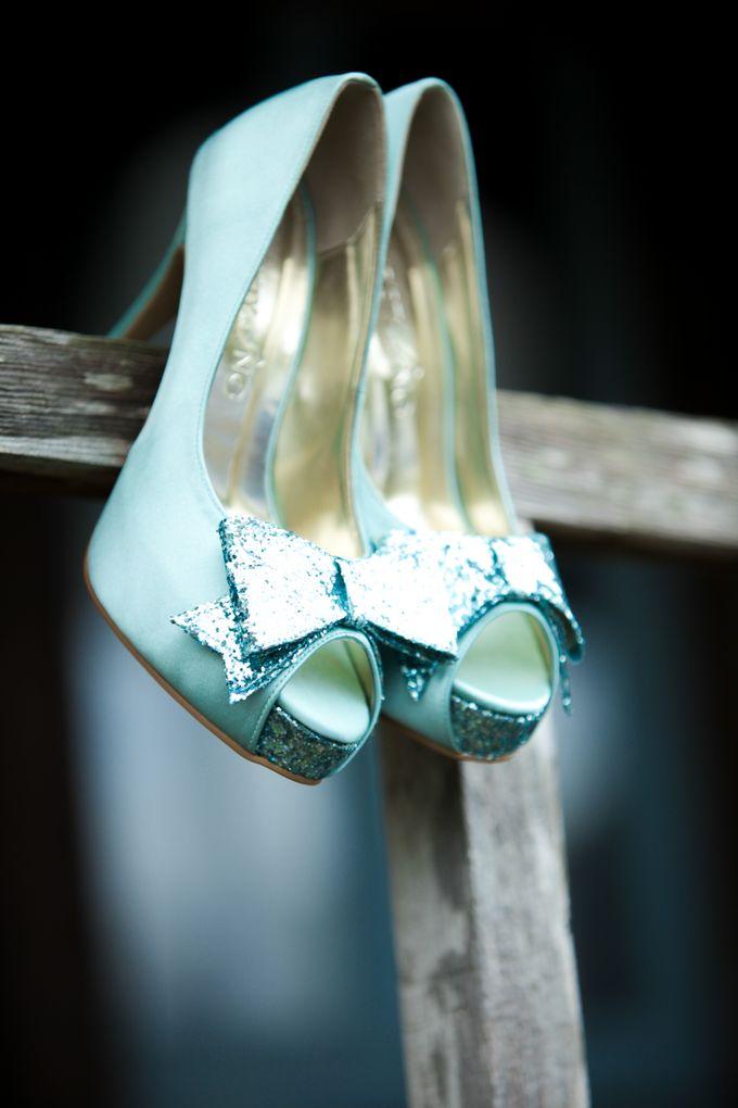 Bridal Shoe Close Ups by Christy Ng Shoes - 040