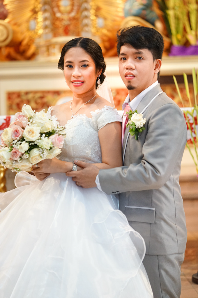Sweet in Pink Wedding - Anthony & Charmaine by Icona Elements Inc. ( an Events Company, Wedding Planning & Photography ) - 005