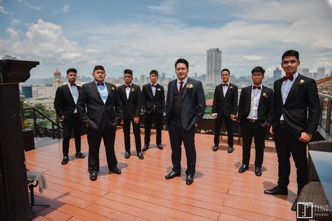 Classic Burgundy Theme Wedding - Ricky & Novelyn by Icona Elements Inc. ( an Events Company, Wedding Planning & Photography ) - 007