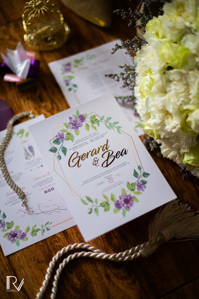 Rustic Violet Wedding - Gerard & Bea 12.20.2018 by Icona Elements Inc. ( an Events Company, Wedding Planning & Photography ) - 001