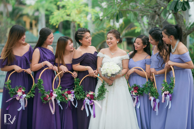 Rustic Violet Wedding - Gerard & Bea 12.20.2018 by Icona Elements Inc. ( an Events Company, Wedding Planning & Photography ) - 009