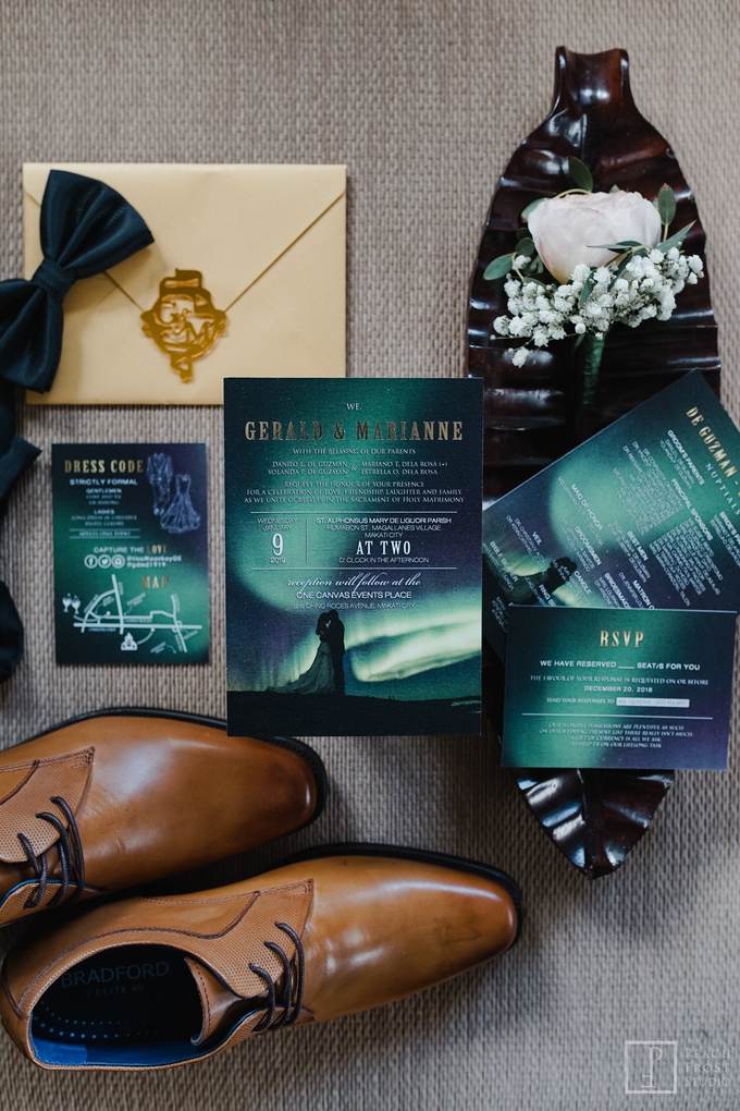 Northern Lights Wedding - Gerald & Marianne 1.9.19 by Icona Elements Inc. ( an Events Company, Wedding Planning & Photography ) - 019