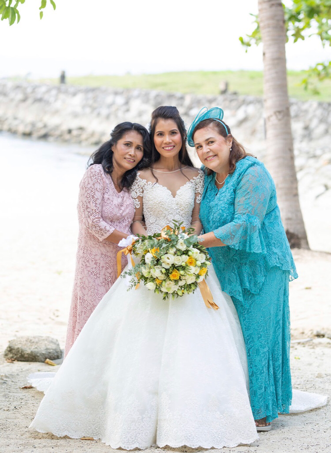 Beach Wedding - Simeon and Christel 10.25.2018 by Icona Elements Inc. ( an Events Company, Wedding Planning & Photography ) - 004